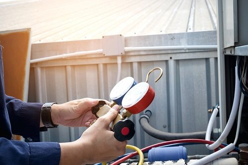 Emergency HVAC Repair in Kingwood, TX