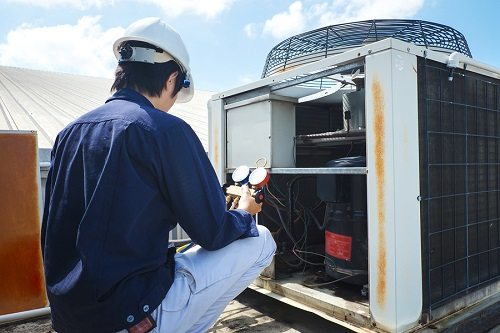 Commercial HVAC Service in Kingwood, TX