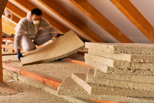 Insulation Installation Services in Kingwood, TX