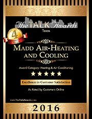 Madd Air Heating and Cooling
