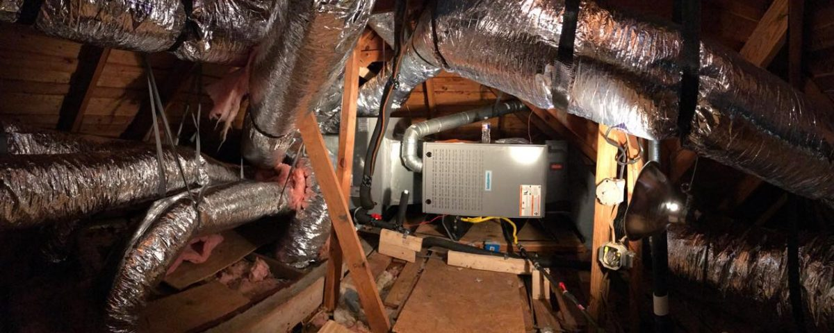 air conditioning system work