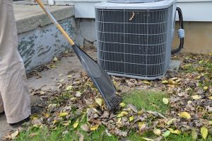 HVAC maintenance for fall