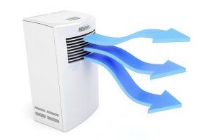 saving money with portable HVAC units